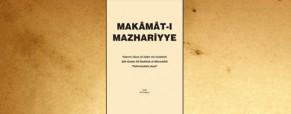 Makâmât-ı Mazhariyye